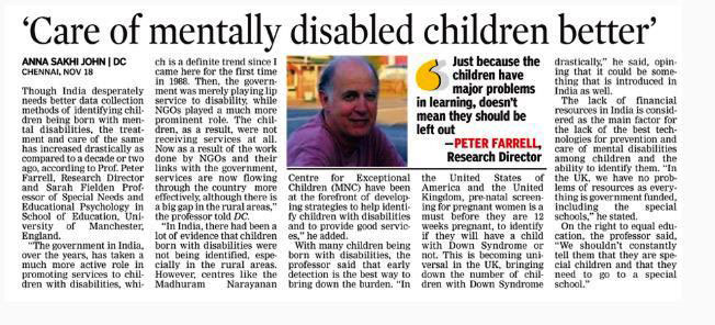 Deccan Chronicle - 19th November 2016